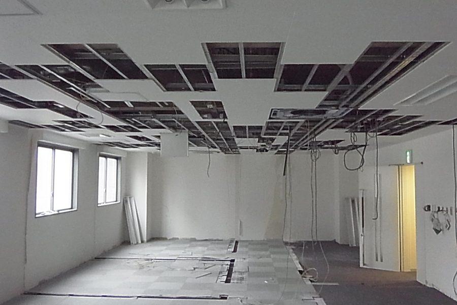 office dismantling works
